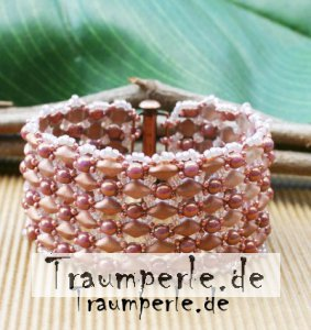 Anleitung Armband Eleganza incl. Material von Tanja Fritsche