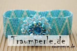 Anleitung Armband Tip Top incl. Material von Tanja Fritsche
