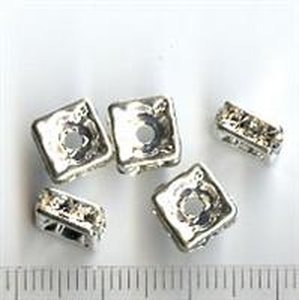 8x8mm Crystalrondell